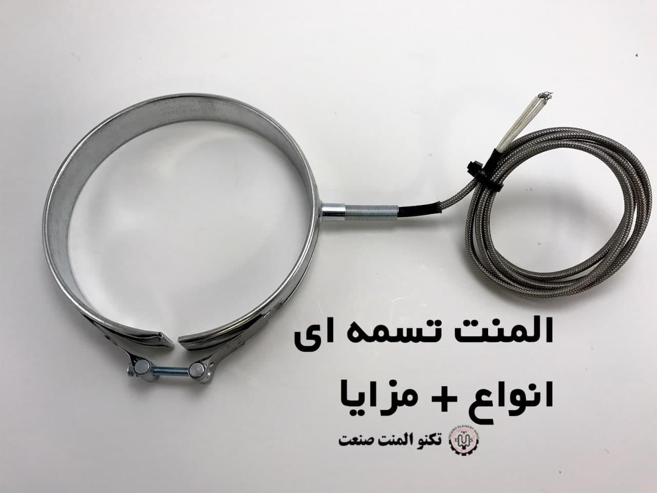 المنت تسمه ای + انواع و مزایا